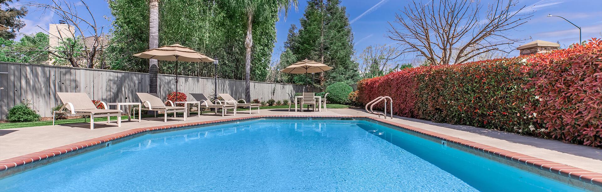 Maple Estates Apartments In Fresno Ca