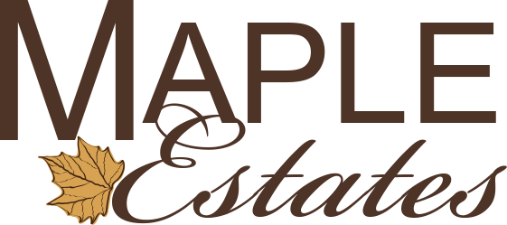 Maple Estates Logo